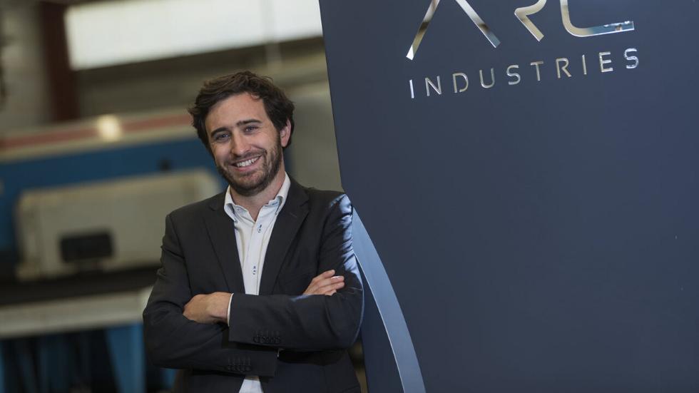 Romain de Tellier, dirigeant d'Arc Industries : A qui appartient l'entreprise ?